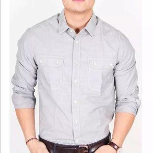 Howe Button Down Long Sleeve Shirt